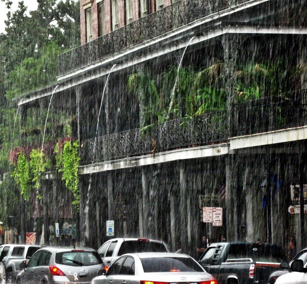 Rain New Orleans kajsapaludan.com