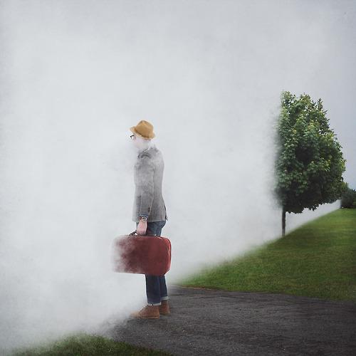 Logan Zillmer The Traveller Fog