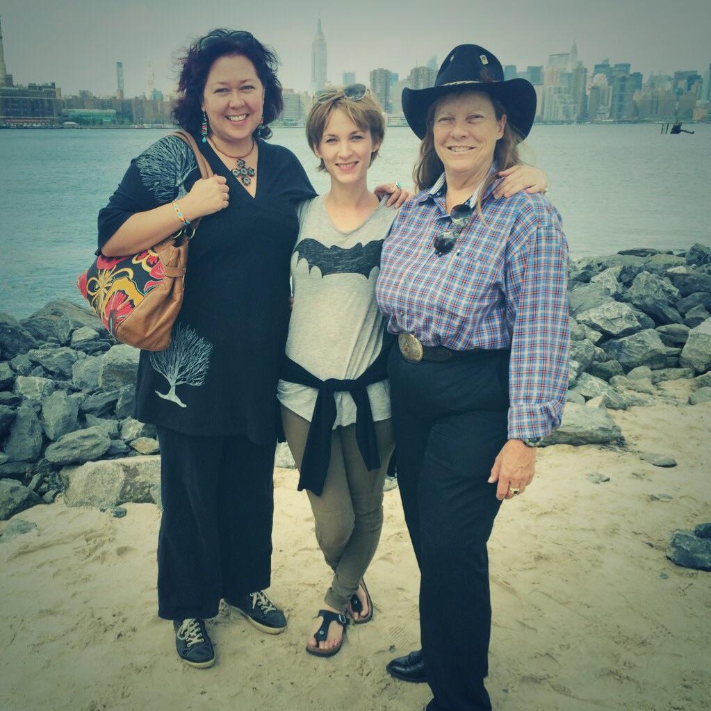 Donna Morton, Kajsa Paludan & Hunter Lovins